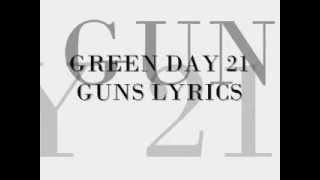download lagu Green Day  21 Guns Lyrics gratis