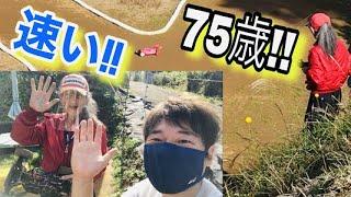 【ラジコン】75歳でこの速さ!!  京商 ヨコモ タミヤ ラジコン オフロード バギー そのらんサーキット kyosho YOKOMO TAMIYA RC cars legend