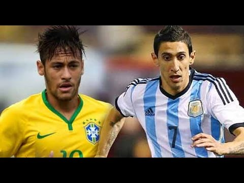 Neymar Jr Vs Angel Di Maria ~ HD Video by Vashaev Studio7HD ● Moldazimov Alibek 7™ Productions