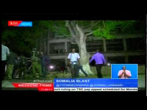 Car bombings in two Somali cities leaves 21 people dead