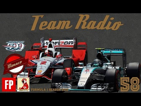 TEAM RADIO - Puntata 58 (GP Monaco 2015)