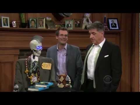 John Green on The Late Late Show with Craig Ferguson