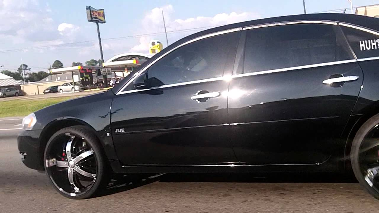 06 Impala  Service Traction control  ABS  Chevrolet