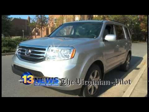 Virginian-Pilot automotive editor Larry Printz takes a look at the 2012 Honda Pilot. Watch more videos on Drive.HamptonRoads.com: http://drive.hamptonroads.com/