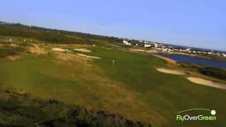 Golf de ploemeur ocean video a rienne flyovergreen for 15 st judes terrace dural