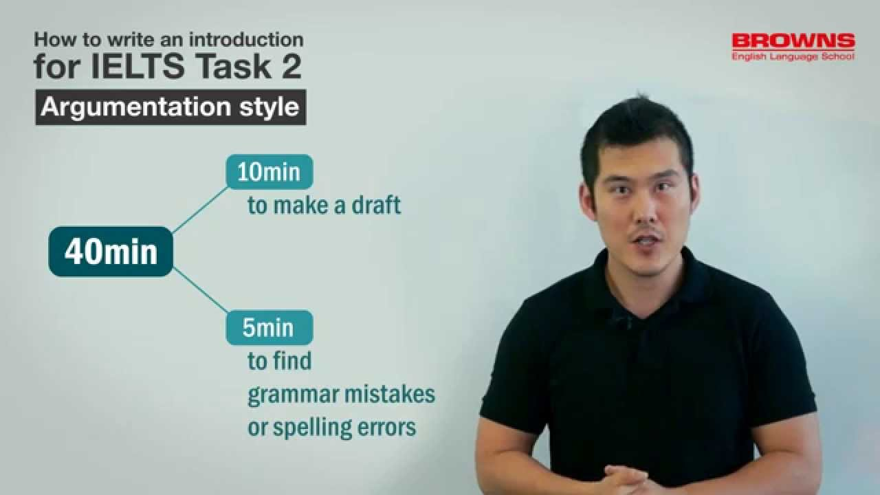 writing styles for ielts