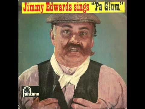 Jimmy Edwards  - Jimmy Edwards Sings 'Pa Glum' (EP) (1960)