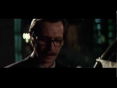 Batman Begins Ending (w. Credits) [HD]