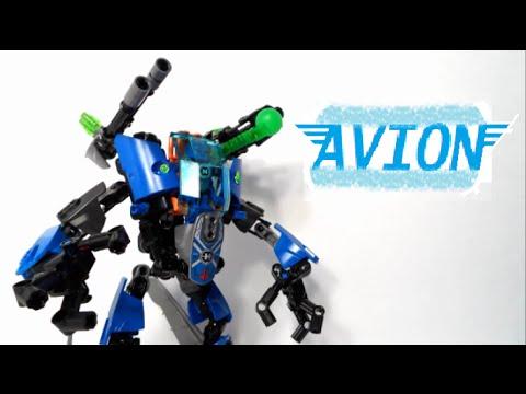 Bioformer Reviews: Avion ( Combat Machine)