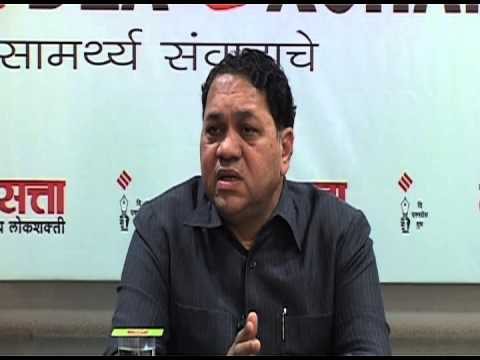 Dilip Walse-Patil describes current political scenario of Maharashtra