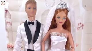 병원놀이 아기가 태어났어요 어린이 병원 인형놀이 드라마 의사놀이 진찰놀이 결혼 장난감 놀이 Barbie Doctor Doll Hospital Toy | 보라미TV