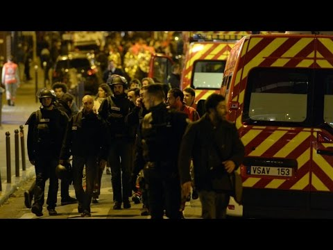 Paris Terror attacks: overview of series of deadly attacks on France capital city