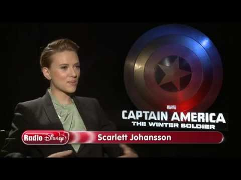 Captain America: The Winter Soldier Interviews