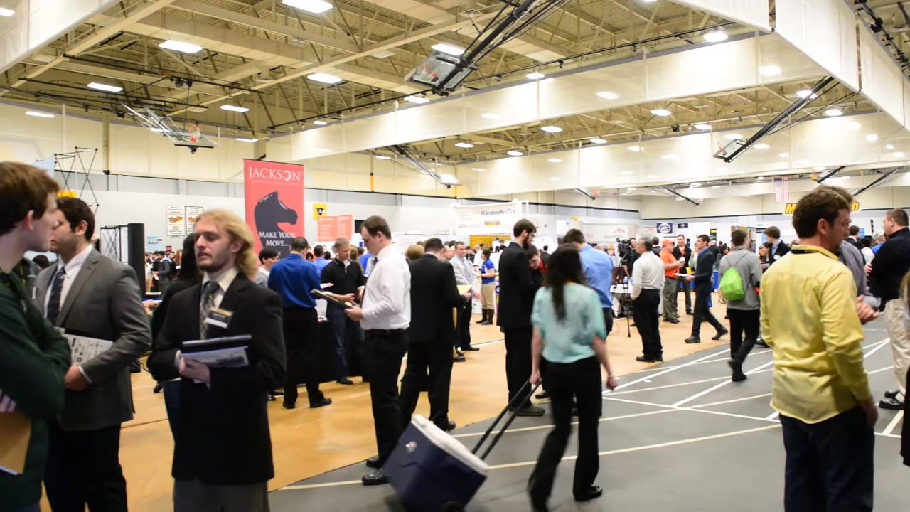 Preview image for Career Fair Experience video