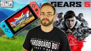MORE Nintendo Switch Games Announced For September And Gears 5 Sales Are...Interesting | News Wave