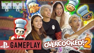 We Won't Be Friends After This - OVERCOOKED 2