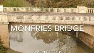 Monfries Bridge, Across The River Torrens, Gumeracha, South Australia