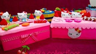 download lagu Membuat Hiasan Toples Flanel Boneka Hello Kitty-erika Flanel Craft gratis
