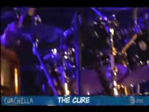 The Cure - Three Imaginary Boys (Live 2009)