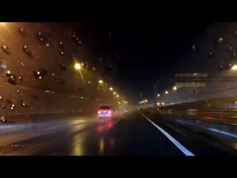 Climax (제발) By Btob While Driving In The Rain.