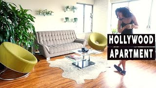 Hollywood Apartment Tour - 1 Bedroom California