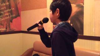 ☆UVERworld 『CORE PRIDE』-Cover by 11 year old HIRO