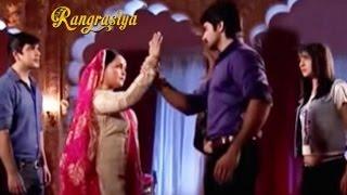 Rangrasiya 1st September 2014 FULL EPISODE HD | Rudra TO PROTECT Myrah