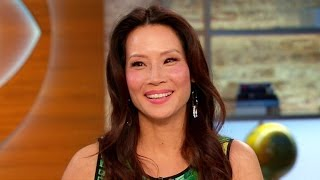 Lucy Liu on hit TV drama