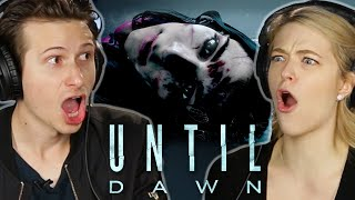 "Scared People Try To Survive ""Until Dawn"""