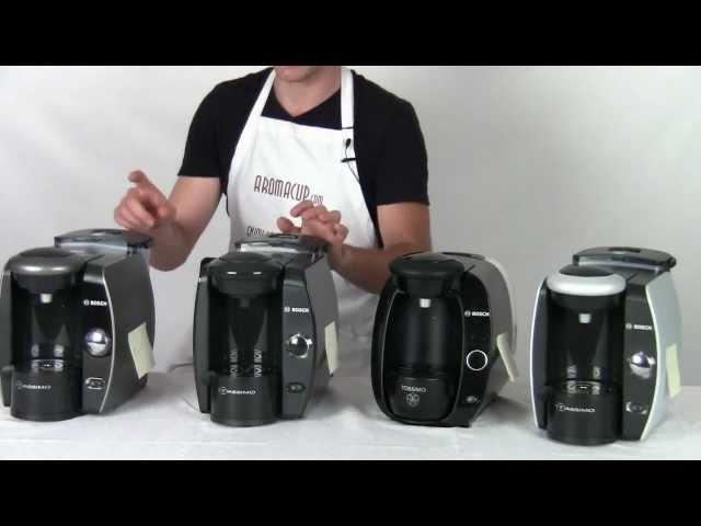Bosch Tassimo T10 vs T20 vs T45 vs T65 Coffee Maker