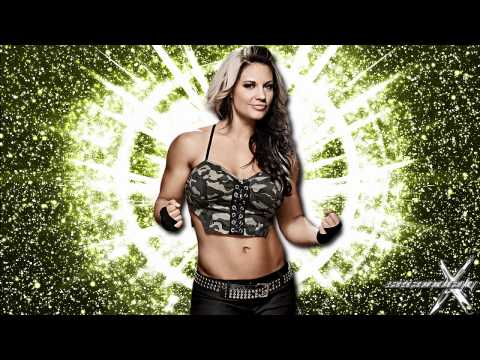 2013: Kaitlyn 6th Wwe Theme Song - higher + Download Link ᴴᴰ video