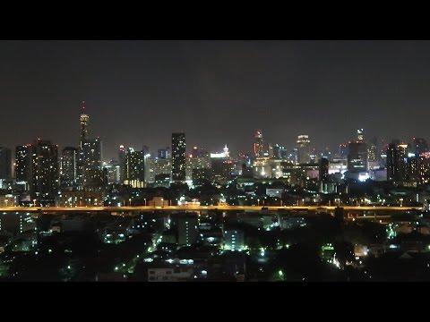 BESTER Ausblick auf Bangkok Skyline - Asiatrip | solonomade