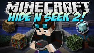 Minecraft hide n seek w facecam minigame for Hide n seek living room edition