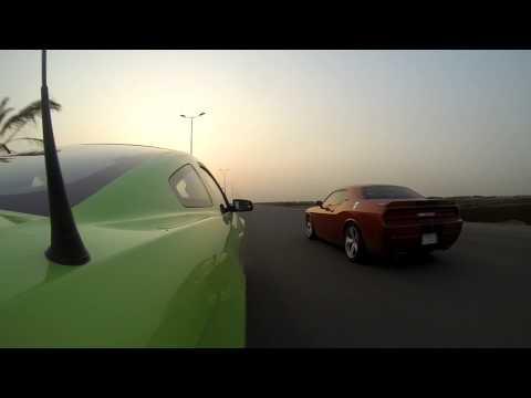 Challenger SRT8 392 2011 vs mustang GT 5.0 2013  B