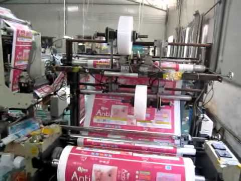 Diaper Bag Making Machine