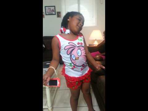 Kelis Sings Tamar Braxton-prettiest Girl video