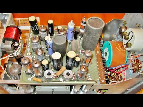Klystron Vacuum Tube Power Supply Teardown - Part 1 of 2