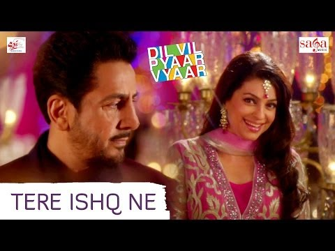Tere Ishq Ne - Dvpv | Gurdas Maan, Shreya Ghoshal, Juhi Chawla | New Punjabi Songs 2014 video