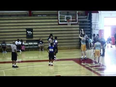 Golden Dragons A vs. National Christian Academy (Full Game) 7-13-13