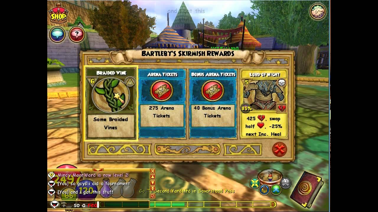 Wizard101 login