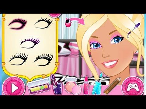 Играть в игры для девочек бесплатно макияж и прически и одевалки
