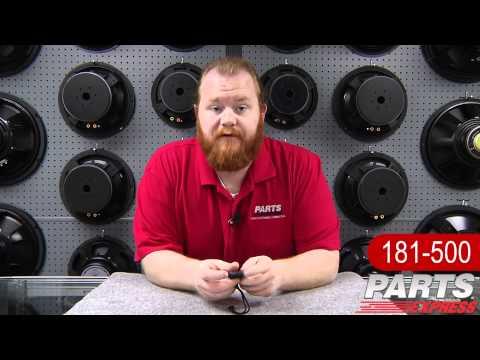 Dayton Audio Switch-N-Share Headphone Hub