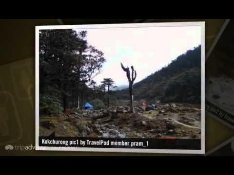 Goechala P- A Trek Through The Sikkim Himalayas - Gangtok India Goecha La P