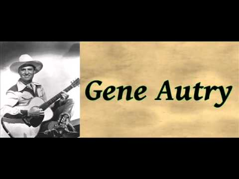 Gene Autry - Riding Down The Canyon