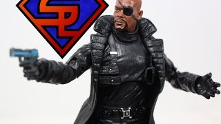 The Avengers Marvel Legends Nick Fury Toys R Us Exclusive 3 Pack Movie Figure Quickie Review