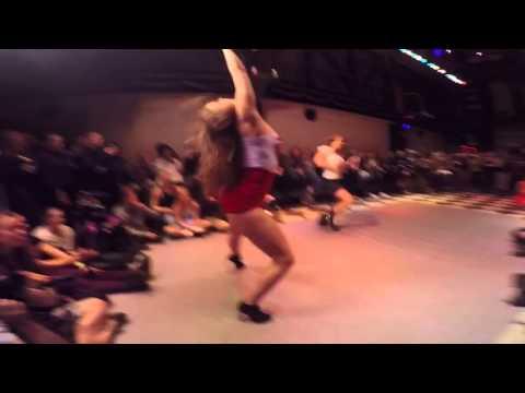 Veronika Ninja-Zorra (win) vs Lyubov Amazon - Voodoo | Vogue Femme - Christmas vogue Ball