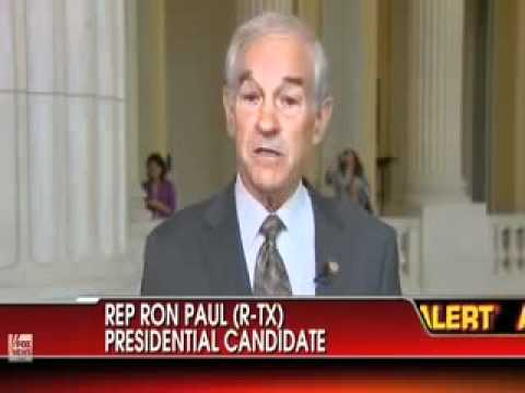 "Ron Paul: ""Default Is Coming"""