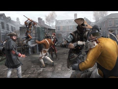 Multiplayer Trailer | Assassin's Creed 3 [North America]