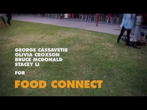 The Farm is Coming... A Guerrilla Marketing Campaign for Food Connect [Brisbane]