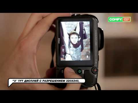 Обзор фотоаппарата Nikon Coolpix L320